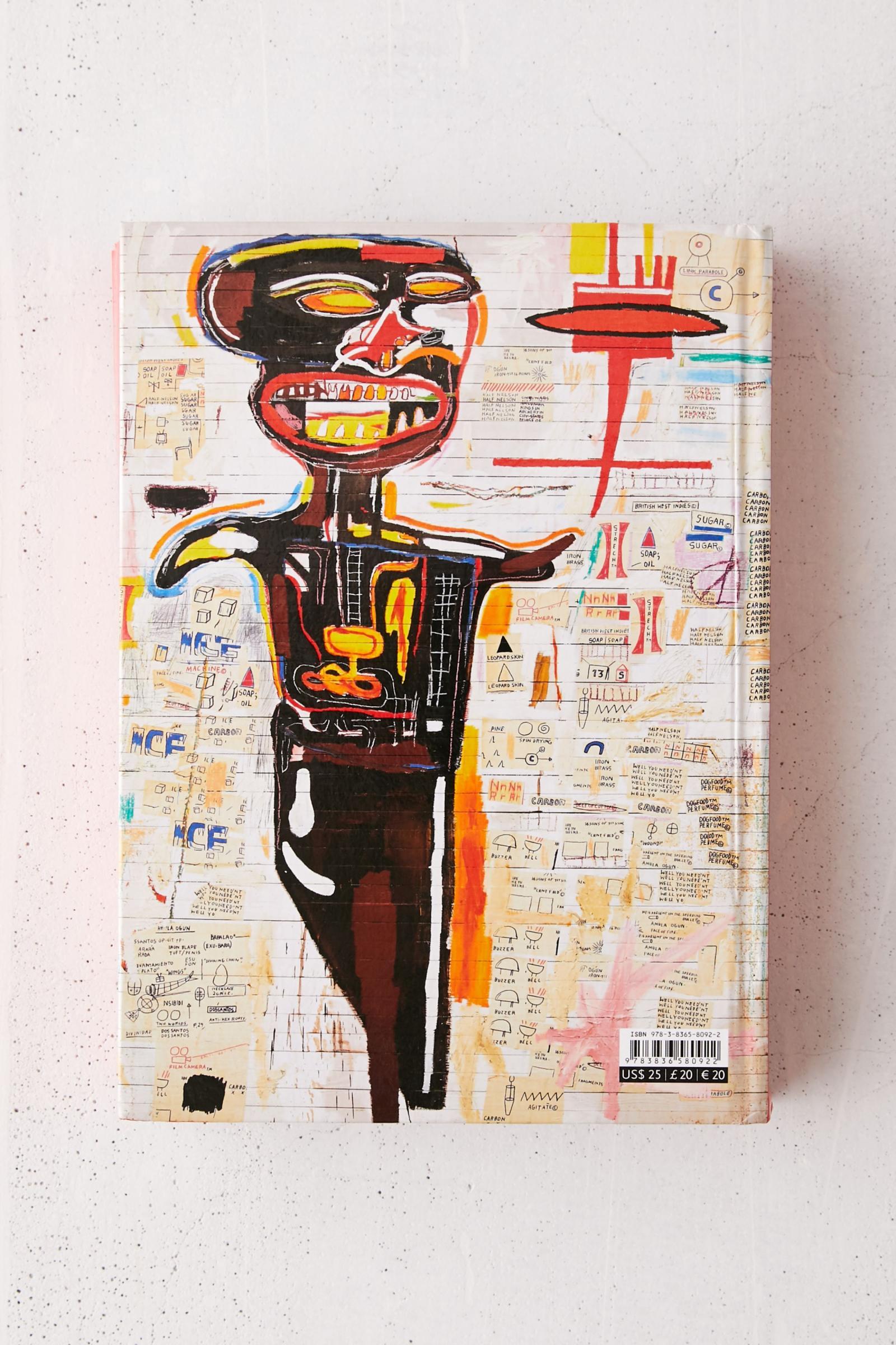 basquiat  40th anniversary editioneleanor nairne