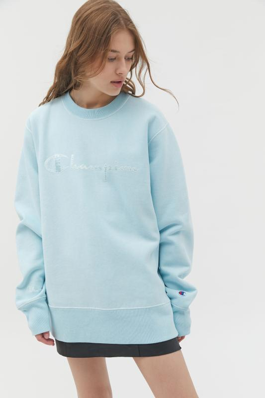 Champion Champion UO Exclusive Boyfriend Crew Neck Sweatshirt