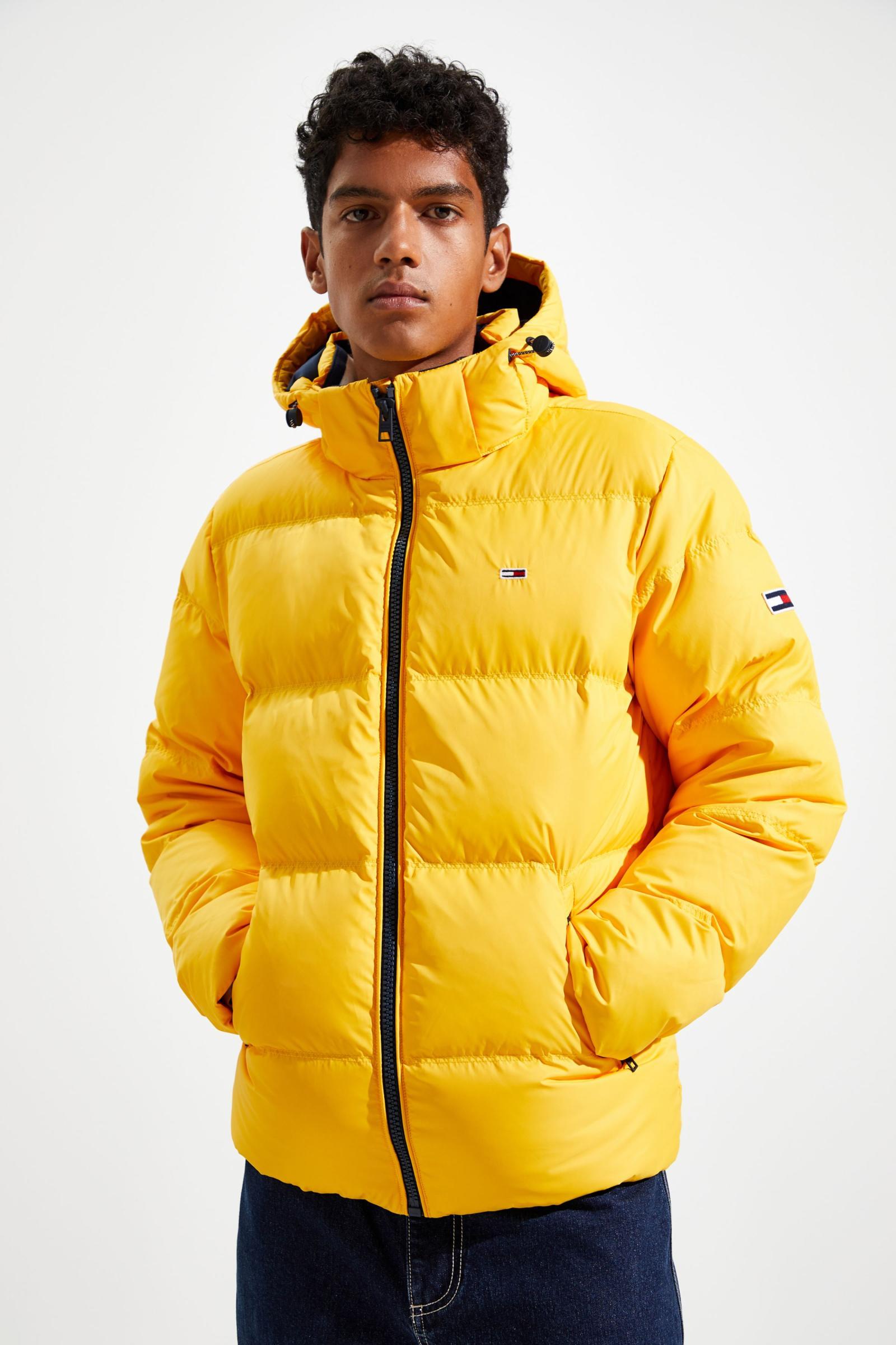 Tommy Hilfiger Essential Down Puffer Jacket | 어반 아웃피터스 코리아