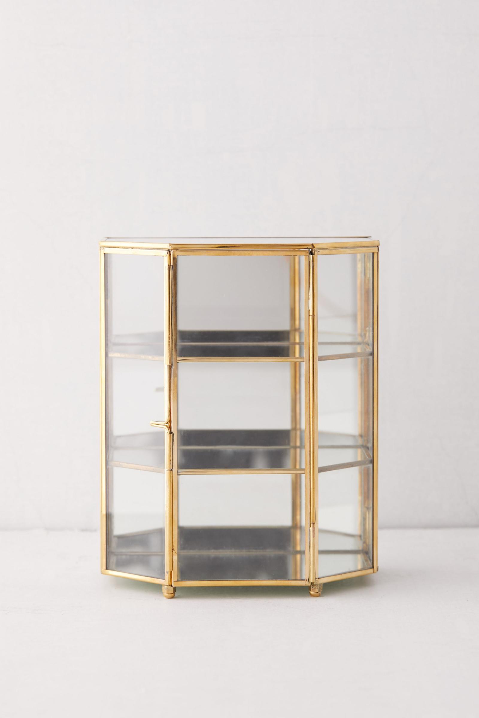 Colette Curio Cabinet Urban